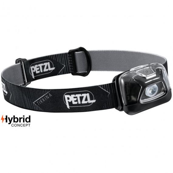 Headlamp Petzl Tikkina Black