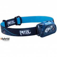 Headlamp Petzl Actik 350 Blue