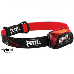 Headlamp Petzl Actik Core 450 Red
