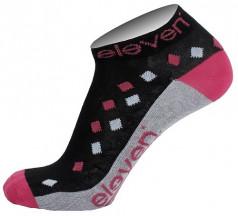 Socks Eleven Luca Rhomb Violet