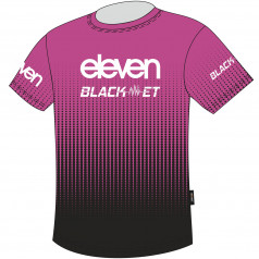 T-shirt Eleven BlackET Team