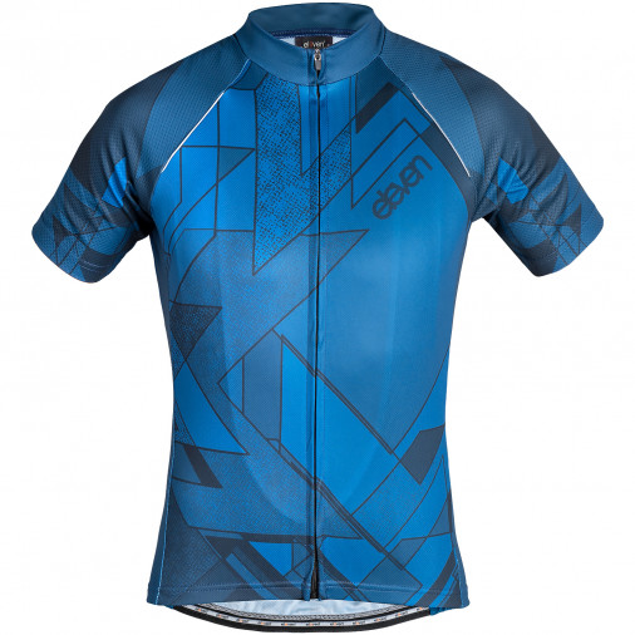 Cyklistický dres Eleven Score Blue