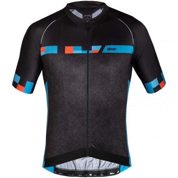 Cyklistický dres Eleven Pro Black