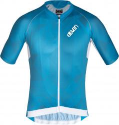 Cycling jersey Eleven Pro Aqua
