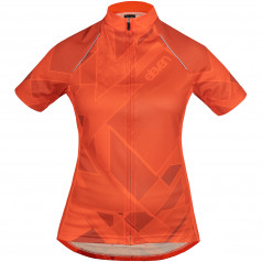 Cycling jersey Eleven Score Fire Lady