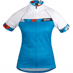 Cycling jersey Eleven Score Bloom Lady