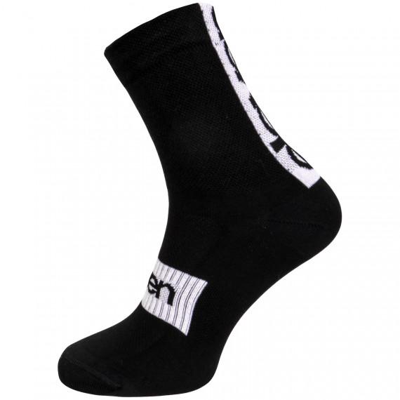 Ponožky ELEVEN SUURI+ Akiles Black
