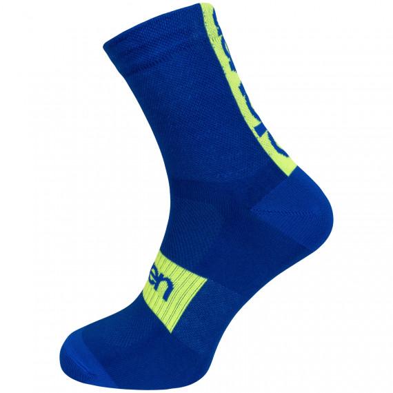 Ponožky ELEVEN SUURI+ Akiles Blue