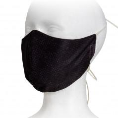 Sublimated mask ELEVEN Black