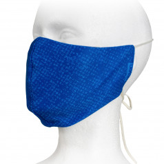 Sublimated mask ELEVEN Blue