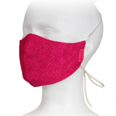 Sublimated mask ELEVEN Pink