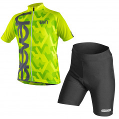 Men's cycling wear pack Mirror F11
