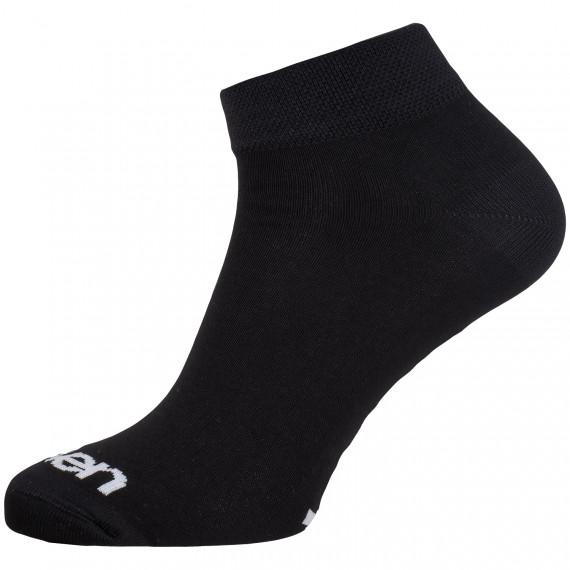 Socks Eleven Luca Basic Black