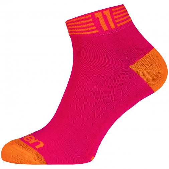 Ponožky Eleven Luca Bloom Pink
