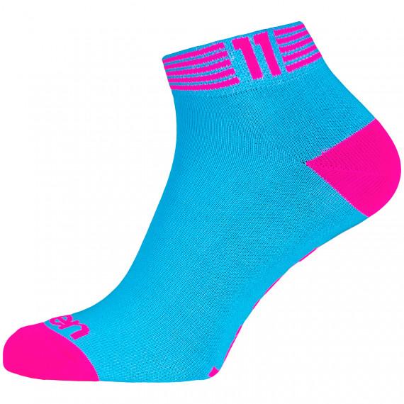 Ponožky ELEVEN LUCA Bloom Aqua