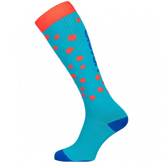 Compression socks Eleven Dot Orange