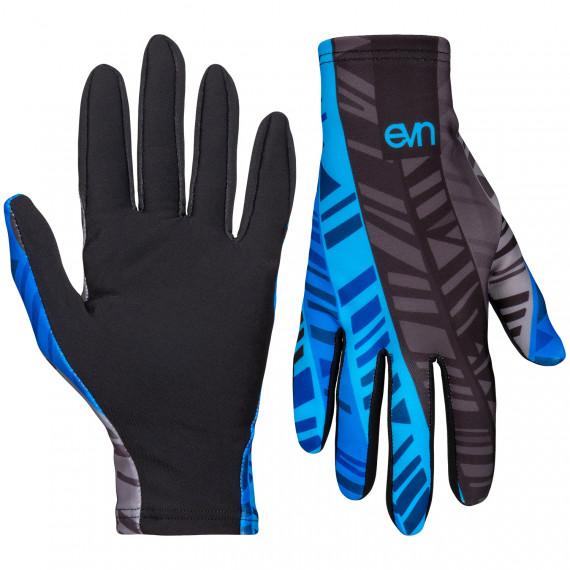 Běžecké rukavice Pass ELEVEN Blue