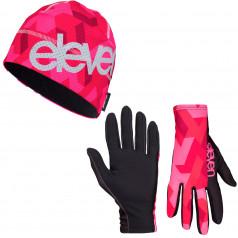 Běžecké rukavice + čepice Vertical F160
