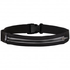 Waterproof pocket Running Belt Black