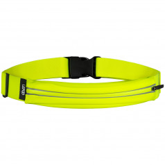Waterproof pocket Running Belt Fluo