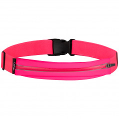 Waterproof pocket Running Belt Pink