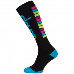 Compression socks STRIPE Black