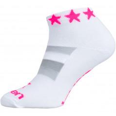 Socks Eleven Luca Star Pink