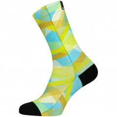 Socks Eleven Nina Mix Blue