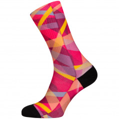 Socks NINA Mix Purple