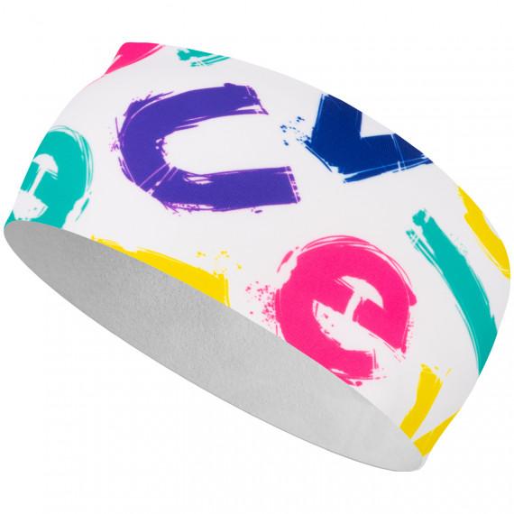 Headband Eleven HB Dolomiti Lett WH Color