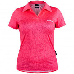 T-shirt Eleven Julie Golf Pink