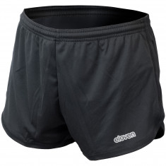 Running shorts Eleven Jacob Black Reflex