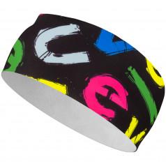 Headband ELEVEN HB Dolomiti Lett BK color