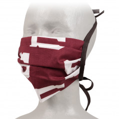 Cotton Mask ELEVEN Brown