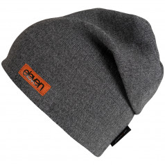 Knitted beanie Eleven L-Grey