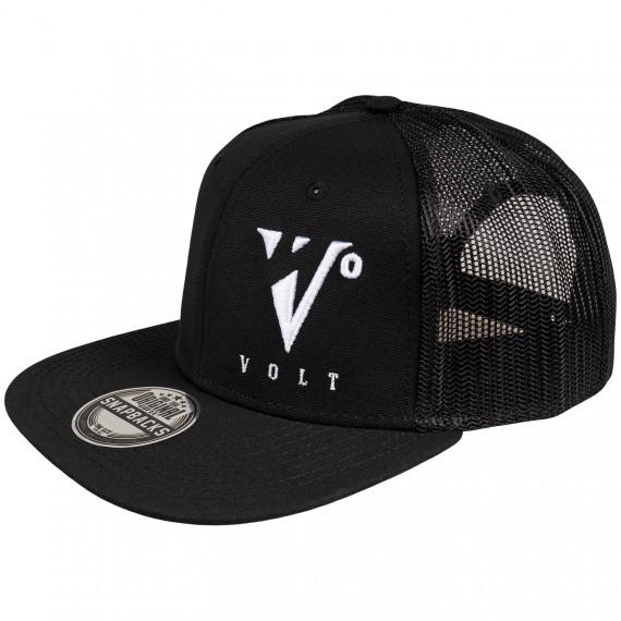 Cap Eleven Volt Mesh Black