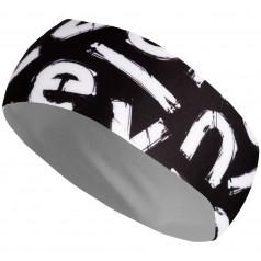 Headband Eleven Summer Lett BK-WH