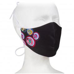 Sublimated mask ELEVEN Pink