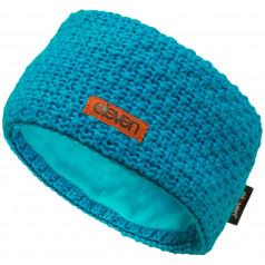 Pletená čelenka Eleven Blue/Orange