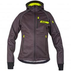 Softshell jacket Eleven Screen Grey