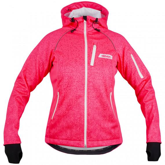 Softshell jacket Eleven Screen Pink
