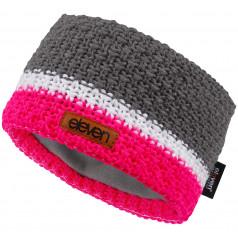 Knitted headband Eleven Tri