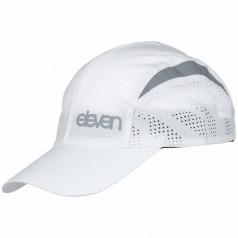 Running cap Eleven White