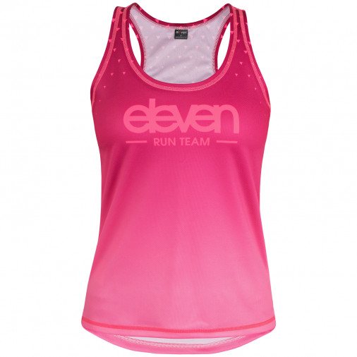 Running singlet Eleven Anne Run Team Pink