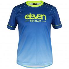 T-shirt Eleven John Run Team Blue