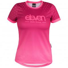 T-shirt Eleven Annika Run Team Pink