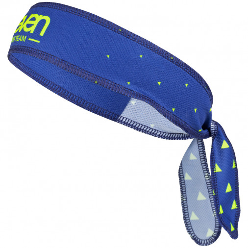 Headband Eleven Light Run Team Blue