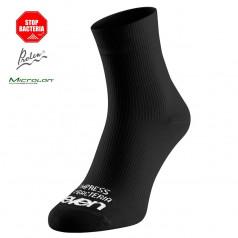 Kompresní ponožky Eleven Strada Black