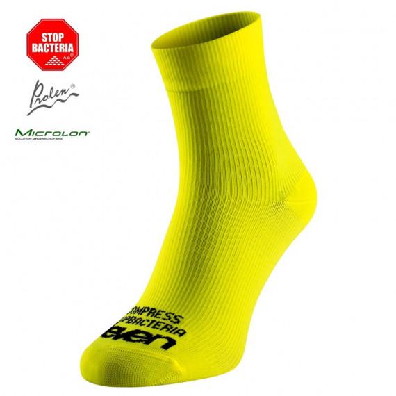 Compression socks Eleven Strada Fluo