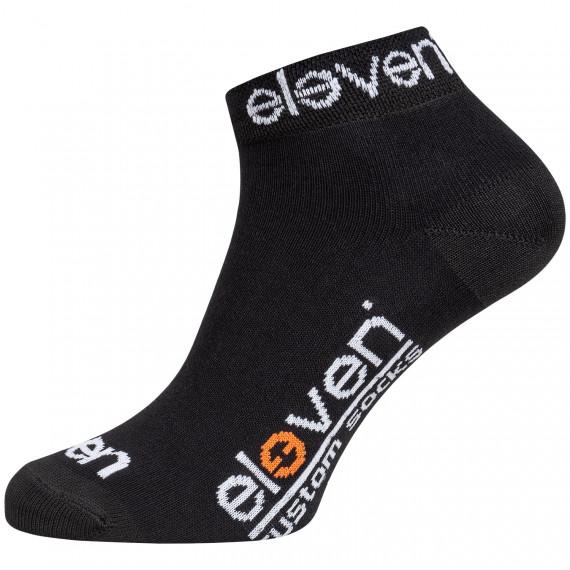Socks Eleven Luca Basic Sign Black
